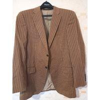 Пиджак в полоску для истинного модника р.С-М