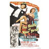 Красавица Нью-Йорка / The Belle Of New York (DVD5)(Фред Астер,Вера-Эллен)
