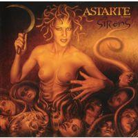 "CD - ASTARTE -"" SIRENS"" -2004 (Irond records) лицензия"