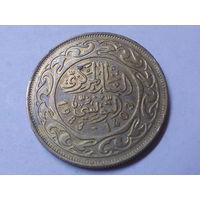 Тунис 100 миллим 1983 г.Аукцион с 1.00 руб.
