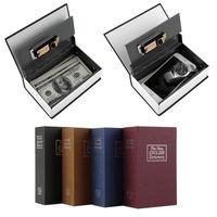 Сейф для хранения ценностей, замаскирован под книгу-словарь. чёрный.  распродажа
