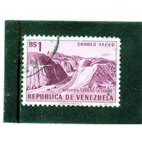 Венесуэла.Ми-1140.Каракас-Ла-Гуайра шоссе. Серия: Строительные общественные работы. 1957.
