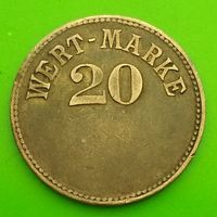 20 Вертмарок 20 - 30 гг 20 века ГЕРМАНИЯ