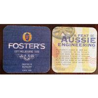 Подставка под пиво Foster's No 5