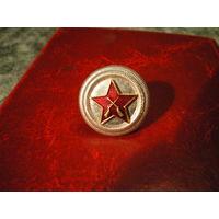 Кокарда ВОХР СССР, составная.