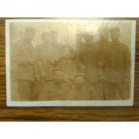 Фото немецких военных, первая мировая война