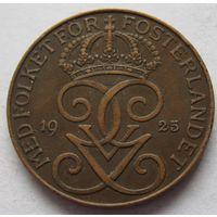 Швеция 5 эре 1925