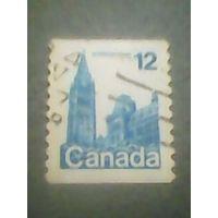 Канада. Стандарт. 1977г. гашеная