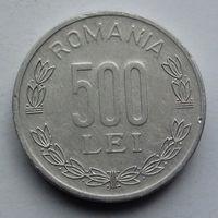 Румыния 500 леев. 2000