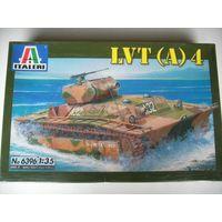 Плавающий танк LVT (A) 4 1/35