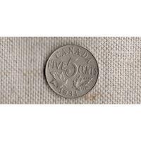 Канада 5 центов 1931 / /(Ji)