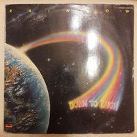 RAINBOW - 1979 - DOWN TO EARTH, (GERMANY), LP
