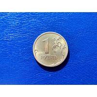 Россия. 1 рубль 2006, СПМД, более редкая монета.