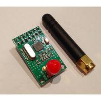 Радиомодуль на nRF905 868 МГц