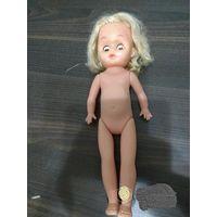 Кукла винтажная СССР