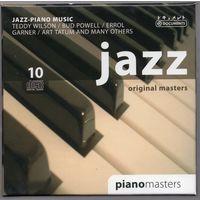'Jazz Piano Masters' (10 CD бокс-сэт)