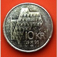 111-05 Норвегия, 10 крон 1995 г.