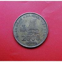 98-08 Вьетнам, 2000 донг 2003 г.