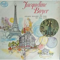 Jacqueline Boyer 1968, EMI, LP, EX, Holland