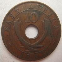 Британская Восточная Африка 10 центов 1941 г. (gl)