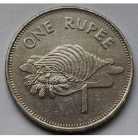 Сейшелы, 1 рупия 2010 г. (не магнит)