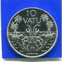 Вануату 10 вату 2009 UNC