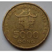 Вьетнам, 5000 донгов 2003 г.