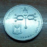 Израиль 1 лира 1974