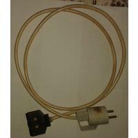 Шнур питания для измерительных приборов 6А 250В.