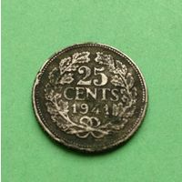 25 центов 1941 года