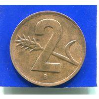 Швейцария 2 раппена 1948