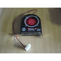 Вытяжной вентилятор FOX-1