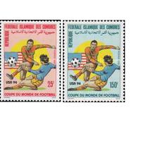 Коморские Острова 1994 Футбол США **