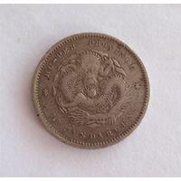 7,2 кандарина 1894 Китай - Империя Провинция Хубэй Серебро