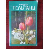 Всё о тюльпанах. 1987 г. С рубля.