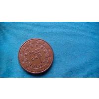 Португалия 5 центов 2008г распродажа