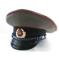 Фуражка сержантов и солдат сухопутных войск ВС СССР. 1979, 55 размер