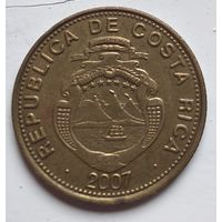 Коста-Рика 100 колонов, 2007 4-3-19