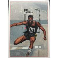 Гамбия Олимпиада 1996г.