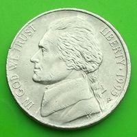 5 центов 1995 Р США