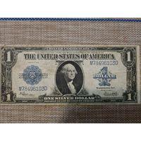 Банкнота 1$ США 1923 г.