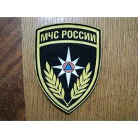 Шеврон МЧС РФ