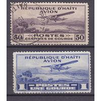 Гаити.\300\ 1929  авиа  Mi253\255