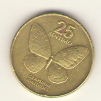 25 сентимо 1993 г.