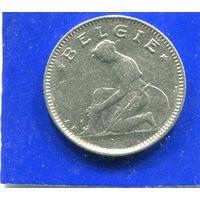 Бельгия 50 сантимов 1928 BELGIE