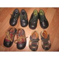 Туфли и босоножки Clarks р.4,5