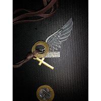 Продам подвеску Ангельское крылья