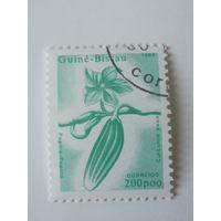 Гвинея Бисау 1989. Фрукты