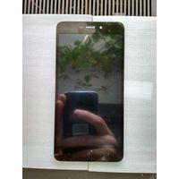 Тачскрин и экран (модуль) для Xiaomi Redmi 3 черный