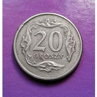 20 грошей 1991 Польша #02